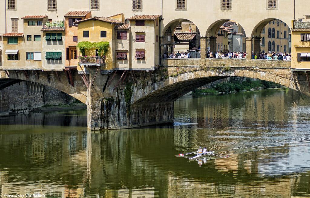 Casas sobre El Puente