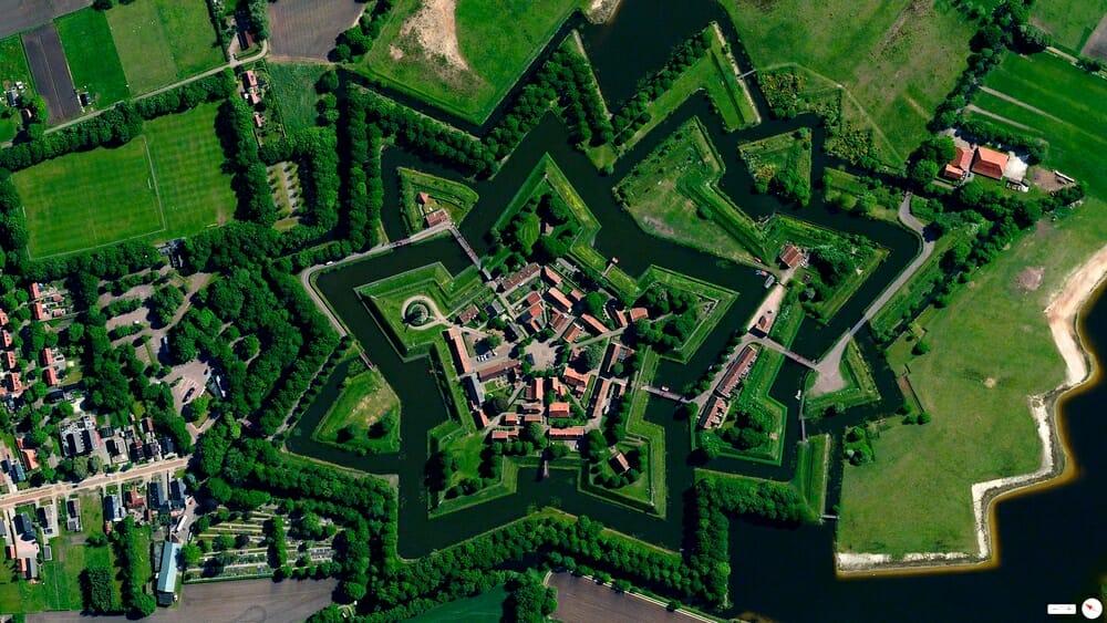 Bourtange - Vlagtwedde, Netherlands