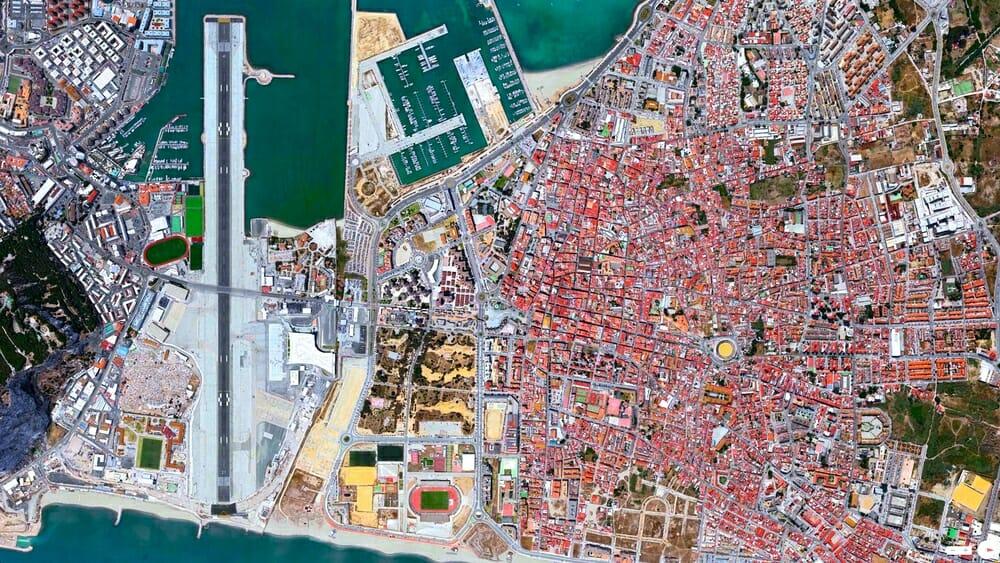 Gibraltar International Airport - Gibraltar
