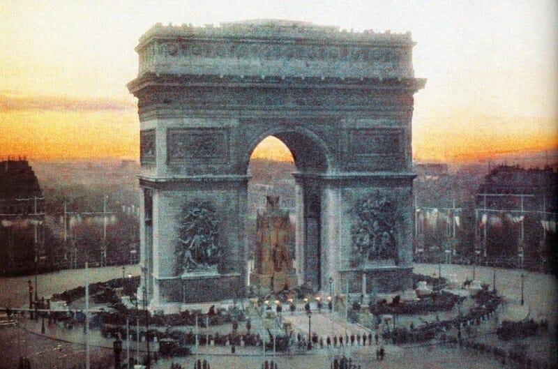 Blog de Lugarte Fotografía © Fotos a color de la Primera Guerra Mundial