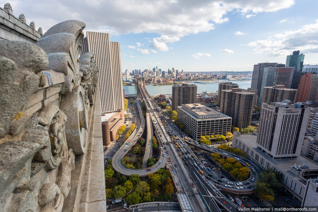 Blog de Lugarte Fotografía © Vadim Mahora lleva el roofing a Nueva York
