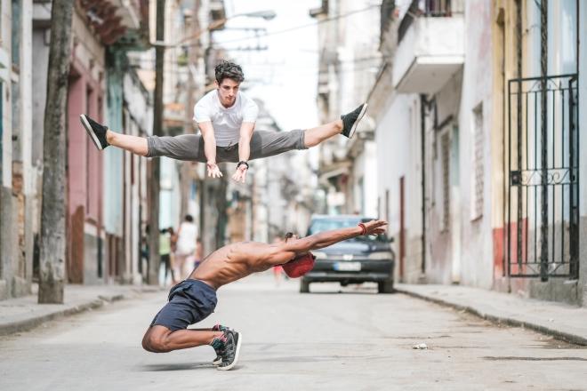 Javier Rojas y Keyvin Martínez por Omar Z. Robles